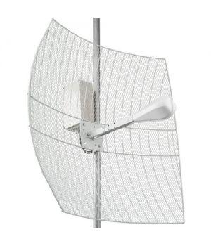 Параболическая MIMO антенна Kroks KNA27-1700/2700 27 дБ