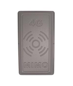 Антенна панельная MIMO 17Дб (824-960/1700-2700) МГц (Киевстар, Vodafone, Lifecell)
