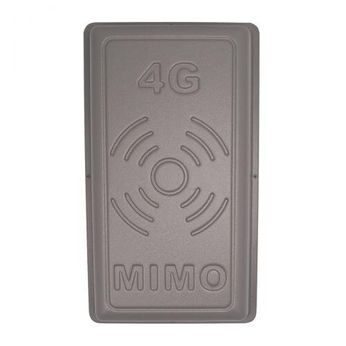 Антенна панельная MIMO 17Дб (824-960/1700-2700) МГц