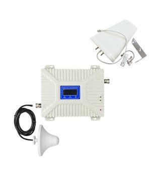 Комплект GSM репитер усилитель связи 1800/2600 МГц с антенной 10 дБ