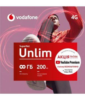 "Тариф Vodafone ""SuperNet Unlim"""