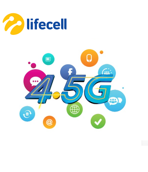 "Тариф Lifecell  ""Интернет для бизнеса 30 GB"""